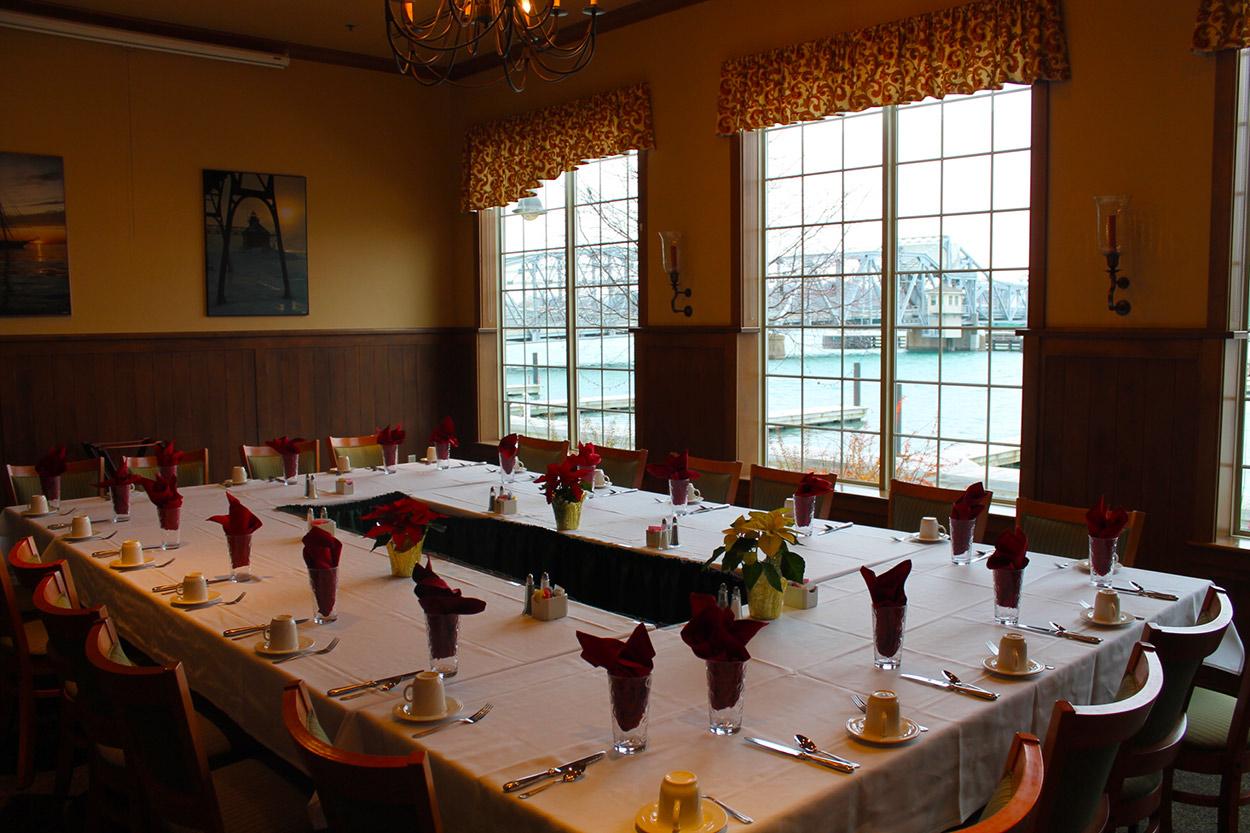 Banquet Menus Stone Harbor Resort