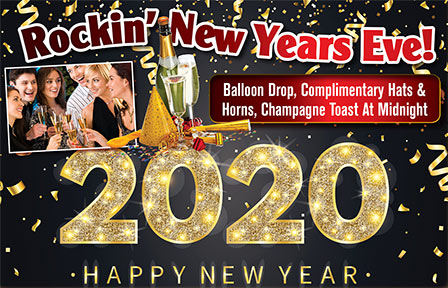 rockin new years eve party,2020,stone harbor resort