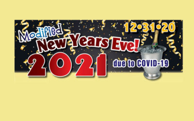 Modified New Years Eve Dinner & Live Entertainment