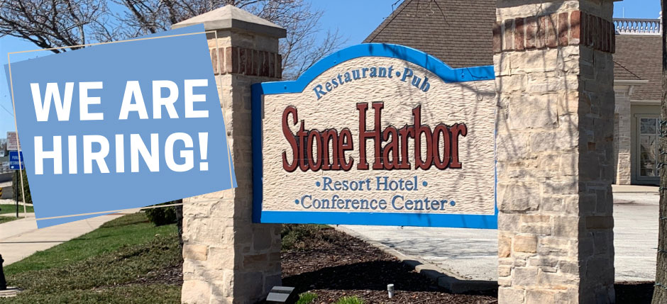 We Are Hiring!  Hotel Front Desk Receptionist