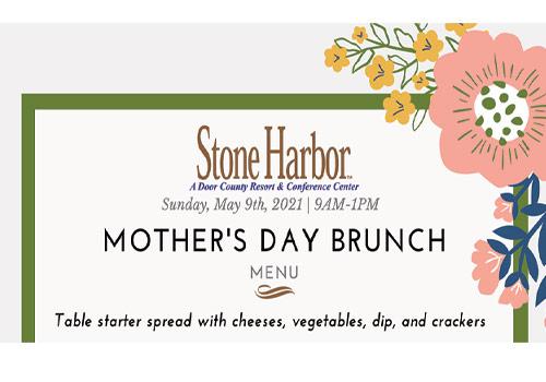 Mother's Day Brunch Menu & TO-GO Menu