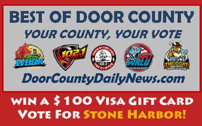 Best of Door County – Vote for Stone Harbor!