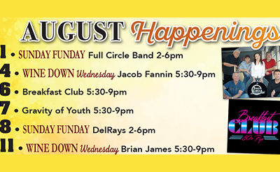 August Happenings at Stone Harbor