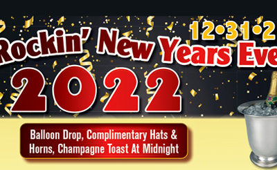 Rockin' New Years Eve! 2022