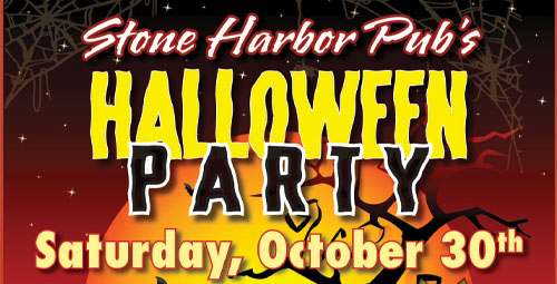Halloween Party ~ Sat Oct 30th